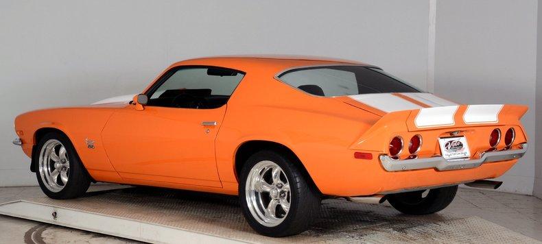 1972 Chevrolet Camaro Image 43