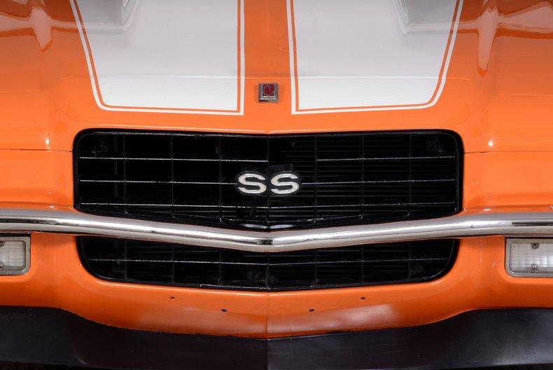 1972 Chevrolet Camaro Image 47