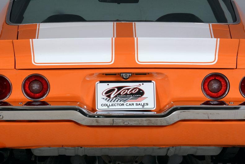 1972 Chevrolet Camaro Image 55