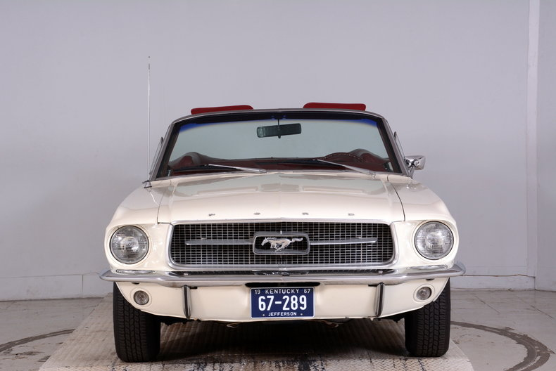 1967 Ford Mustang Image 13