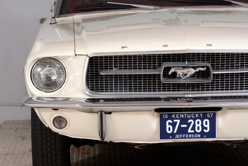 1967 Ford Mustang Image 20