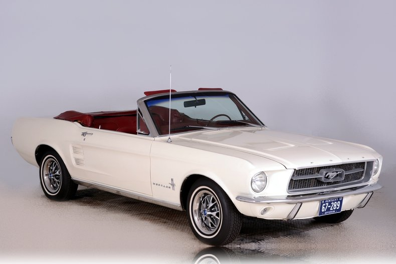1967 Ford Mustang Image 53