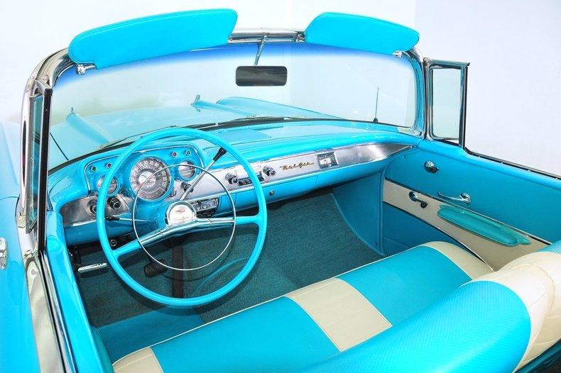 1957 Chevrolet Bel Air Image 2