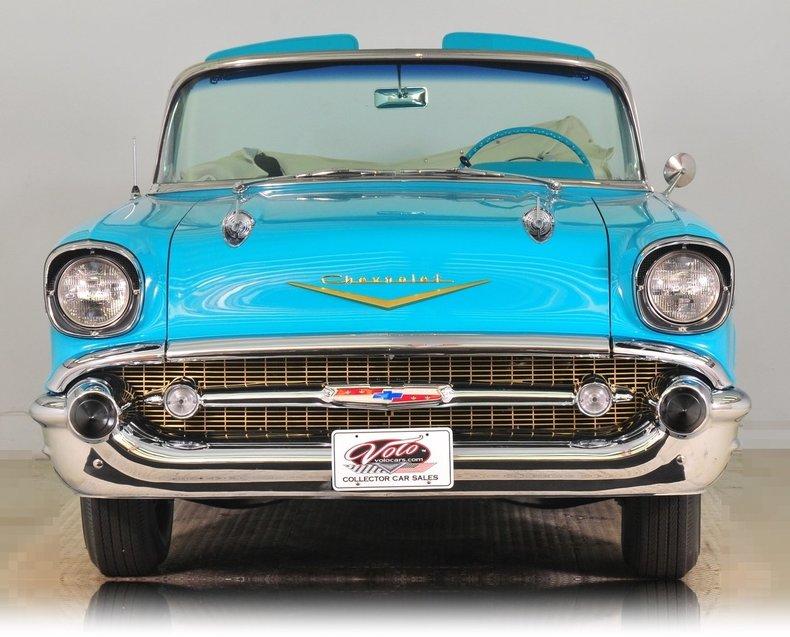 1957 Chevrolet Bel Air Image 5