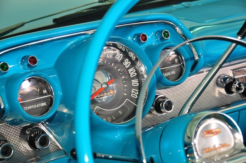 1957 Chevrolet Bel Air Image 39
