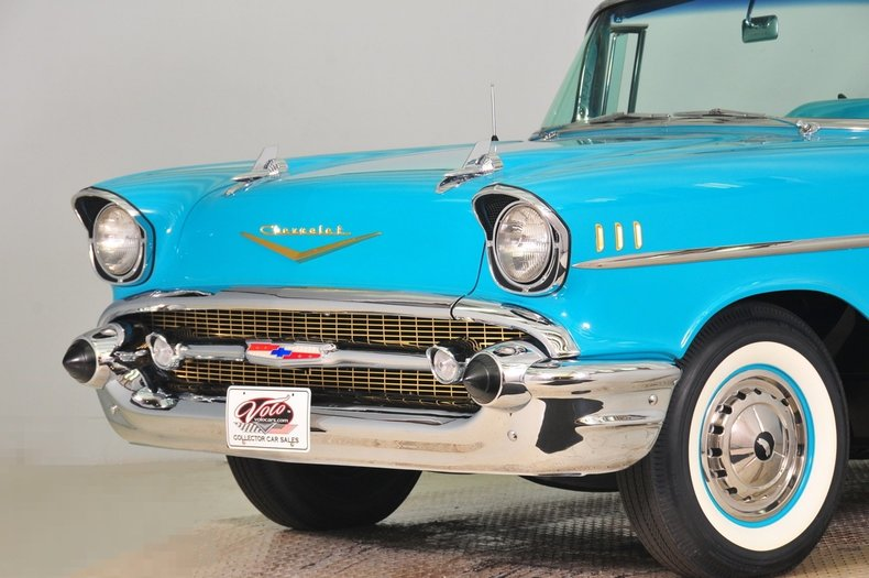 1957 Chevrolet Bel Air Image 40