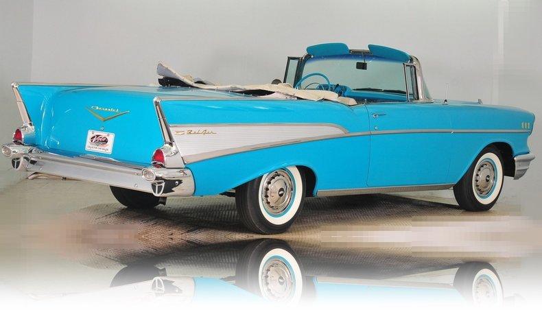 1957 Chevrolet Bel Air Image 44