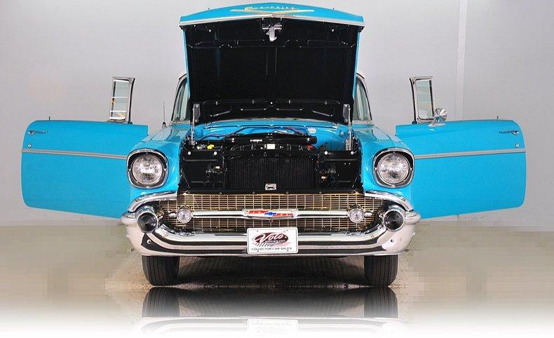 1957 Chevrolet Bel Air Image 45