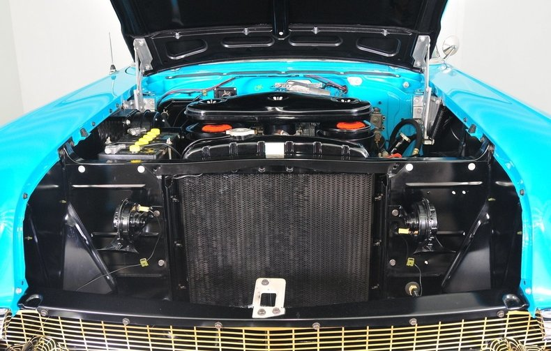 1957 Chevrolet Bel Air Image 46