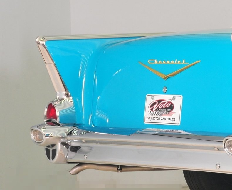 1957 Chevrolet Bel Air Image 48