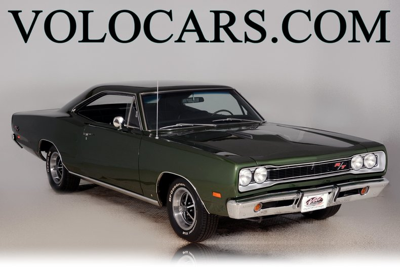 1969 Dodge Coronet Image 1