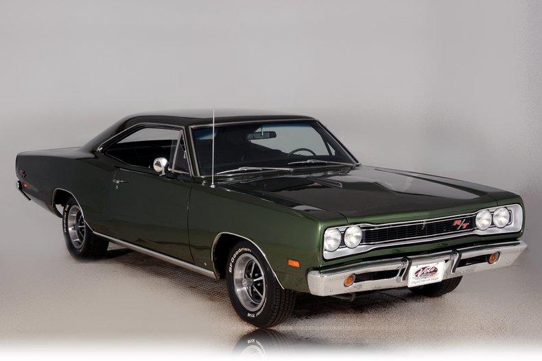1969 Dodge Coronet Image 58
