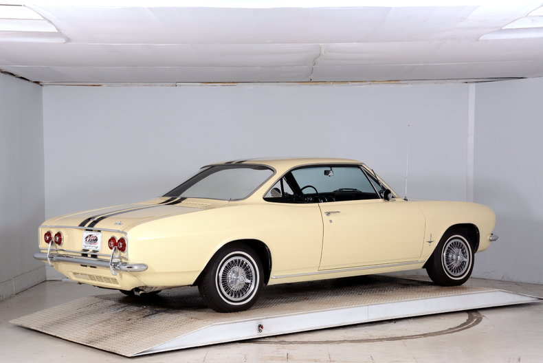 1966 Chevrolet Corvair Image 3