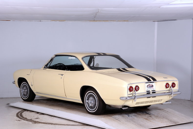 1966 Chevrolet Corvair Image 42