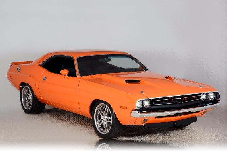 1971 Dodge Challenger Image 63