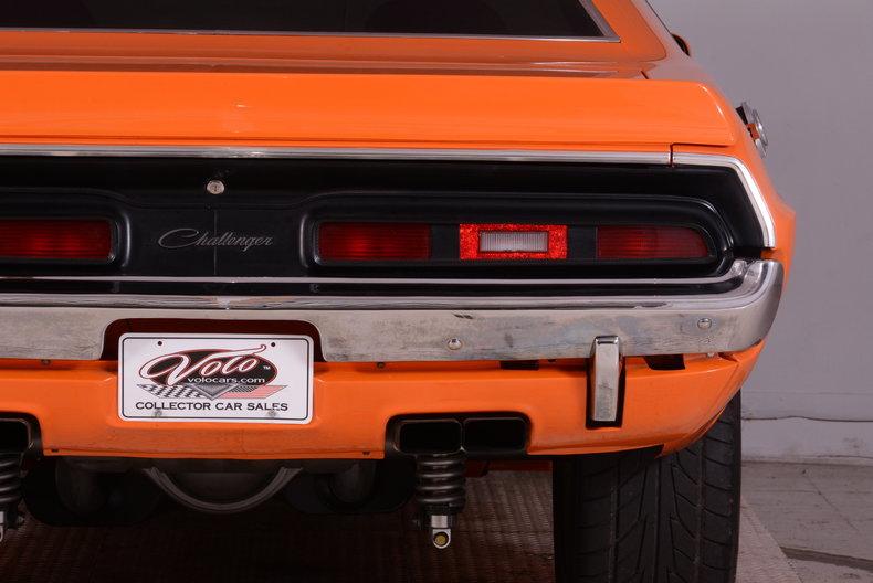 1971 Dodge Challenger Image 64