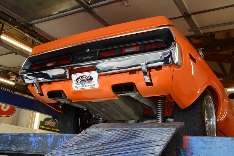 1971 Dodge Challenger Image 79