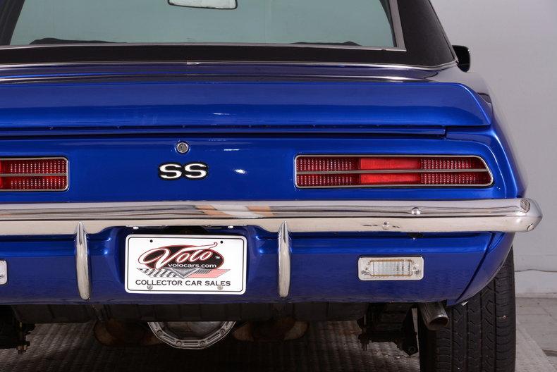 1969 Chevrolet Camaro Image 40
