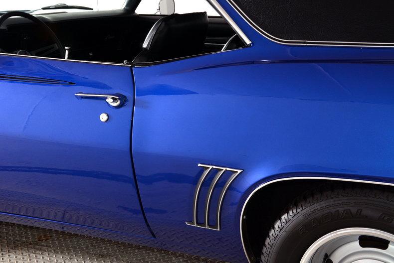 1969 Chevrolet Camaro Image 64