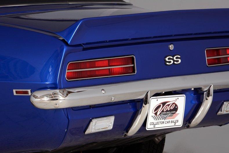 1969 Chevrolet Camaro Image 78