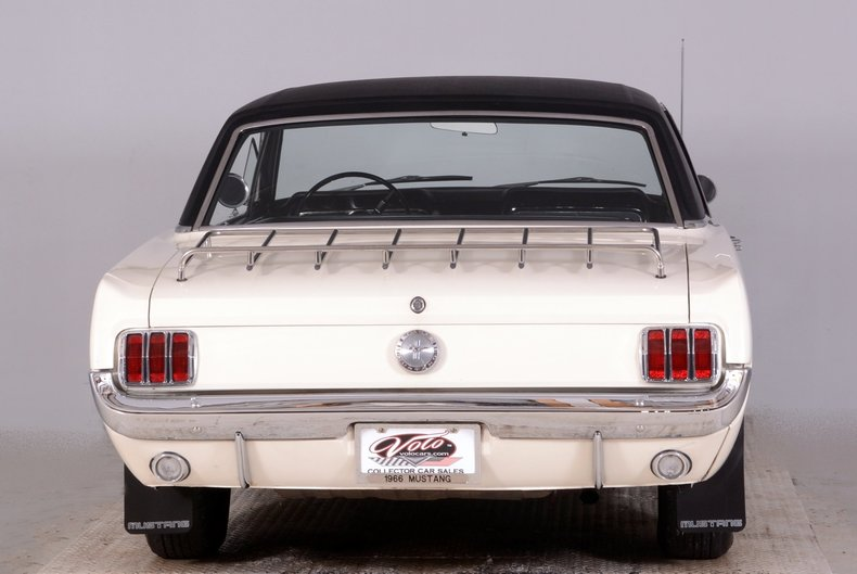 1966 Ford Mustang Image 14