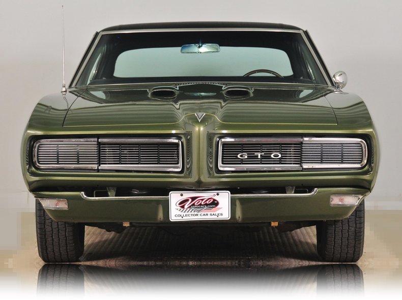 1968 Pontiac GTO Image 5