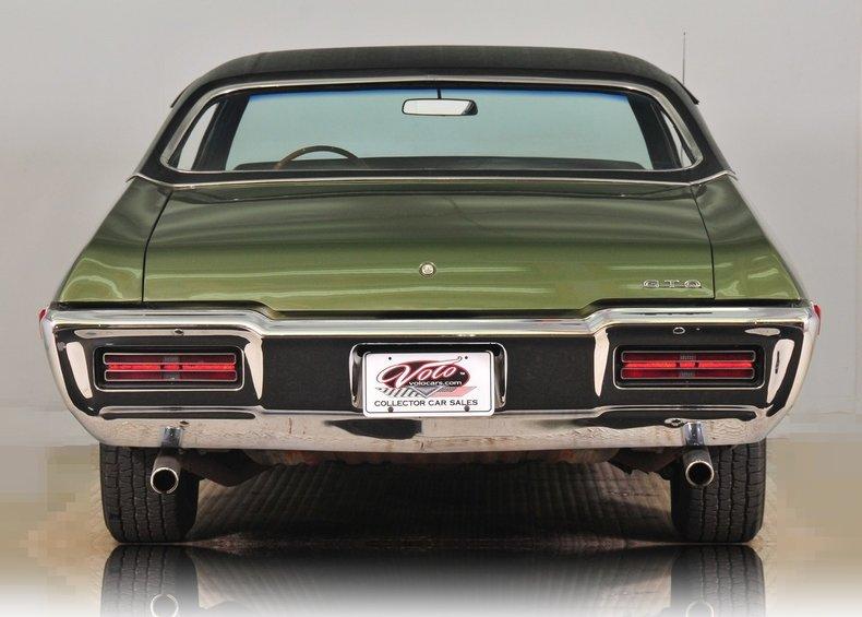 1968 Pontiac GTO Image 6