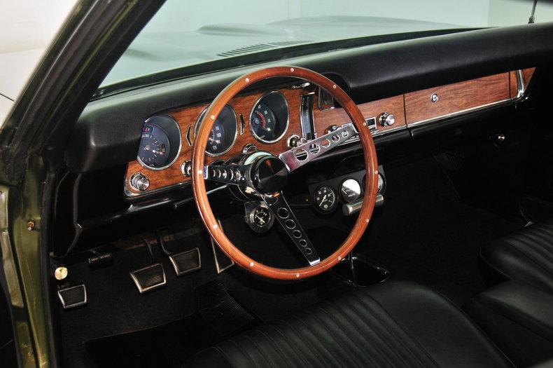 1968 Pontiac GTO Image 10