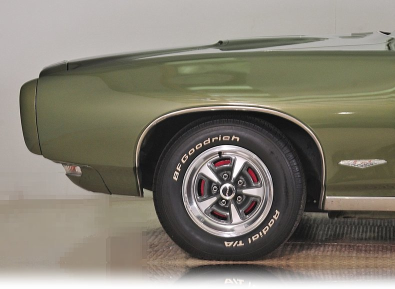 1968 Pontiac GTO Image 13