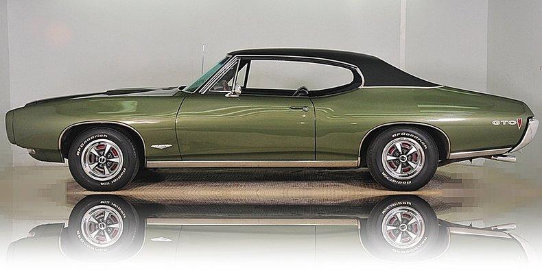 1968 Pontiac GTO Image 14
