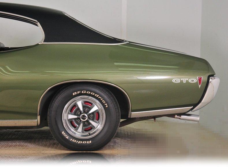 1968 Pontiac GTO Image 15