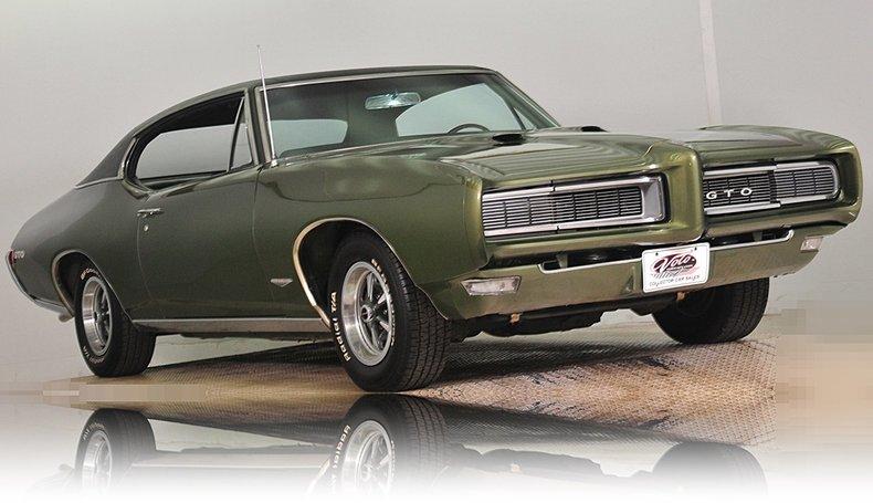 1968 Pontiac GTO Image 18