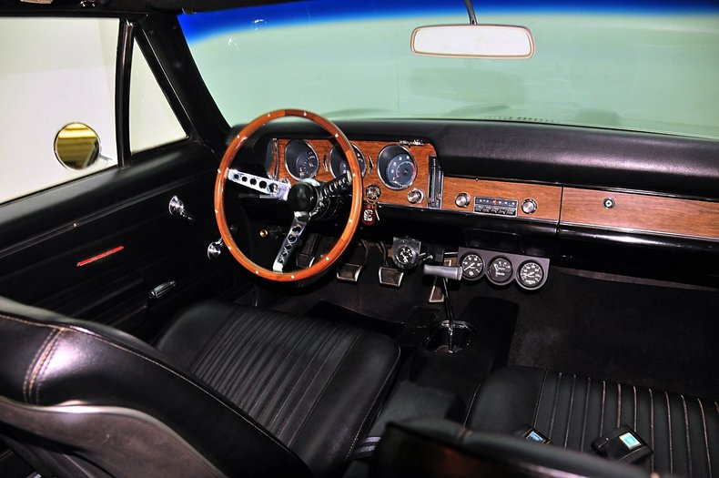 1968 Pontiac GTO Image 24