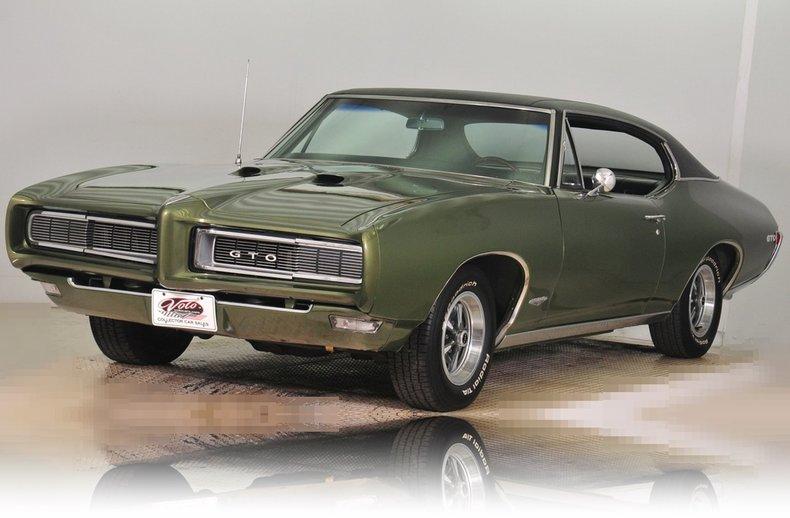 1968 Pontiac GTO Image 29