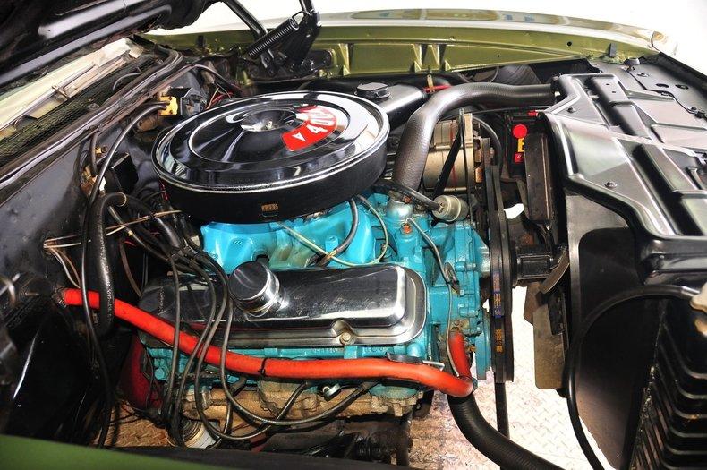 1968 Pontiac GTO Image 32