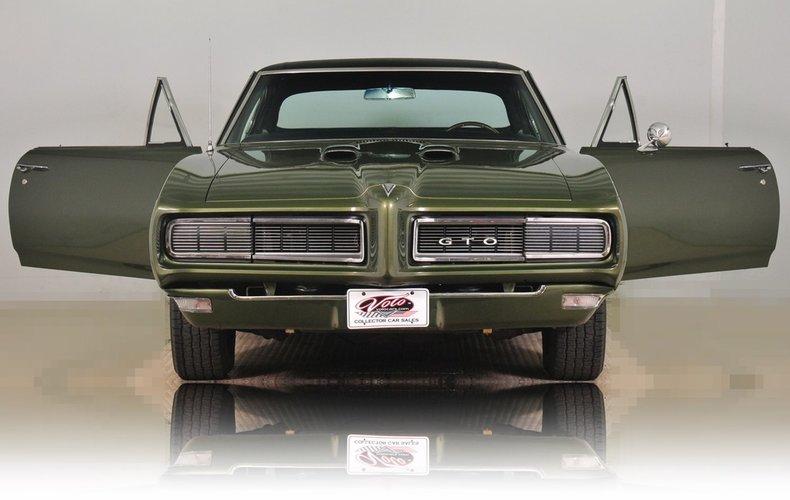 1968 Pontiac GTO Image 37