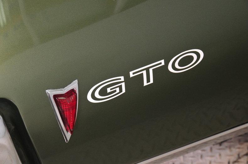 1968 Pontiac GTO Image 41