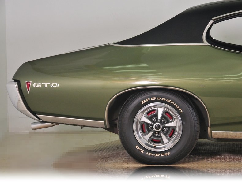 1968 Pontiac GTO Image 42