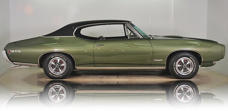 1968 Pontiac GTO Image 43