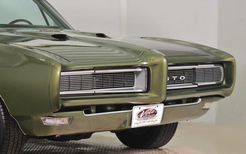 1968 Pontiac GTO Image 45