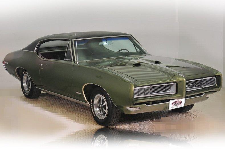 1968 Pontiac GTO Image 47