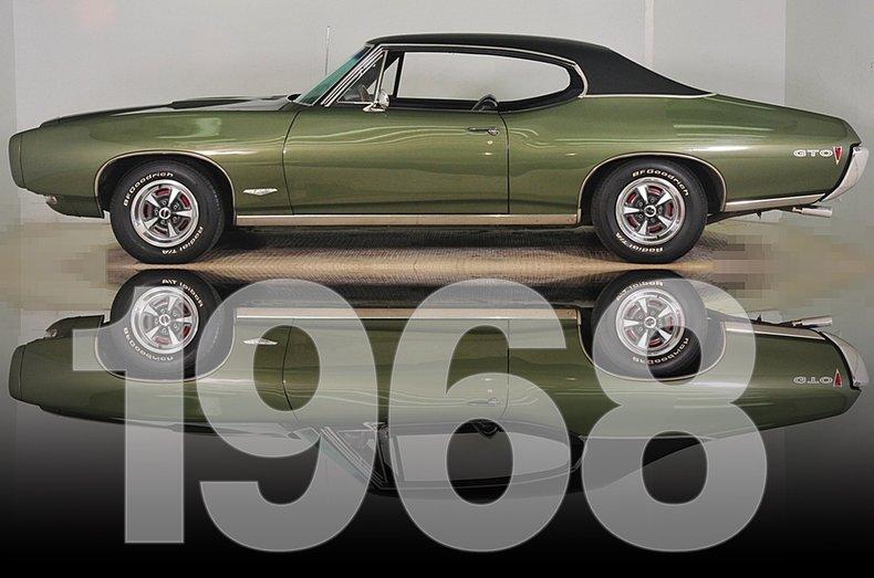 1968 Pontiac GTO Image 48