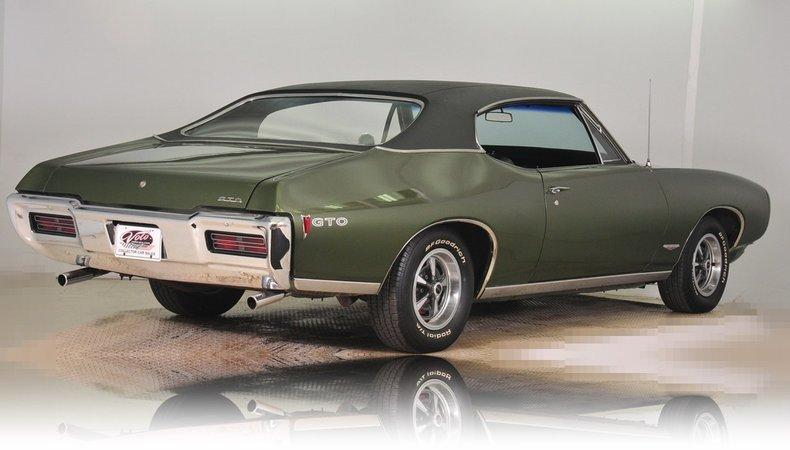 1968 Pontiac GTO Image 49