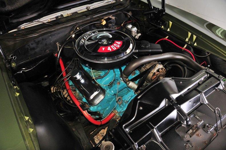 1968 Pontiac GTO Image 50