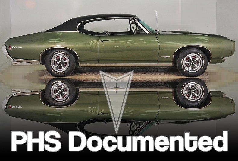 1968 Pontiac GTO Image 53