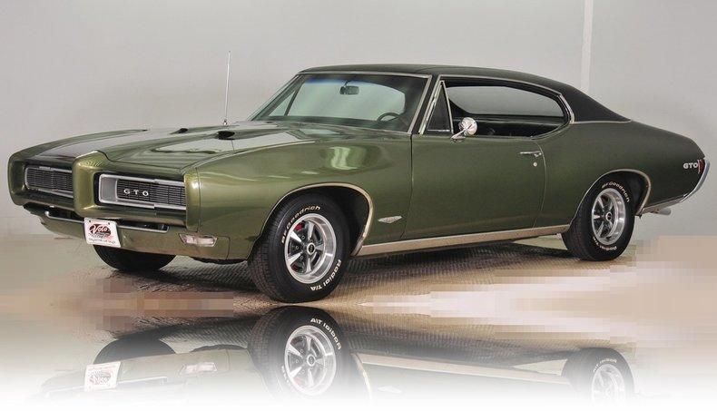 1968 Pontiac GTO Image 55