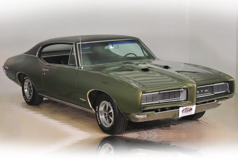 1968 Pontiac GTO Image 58