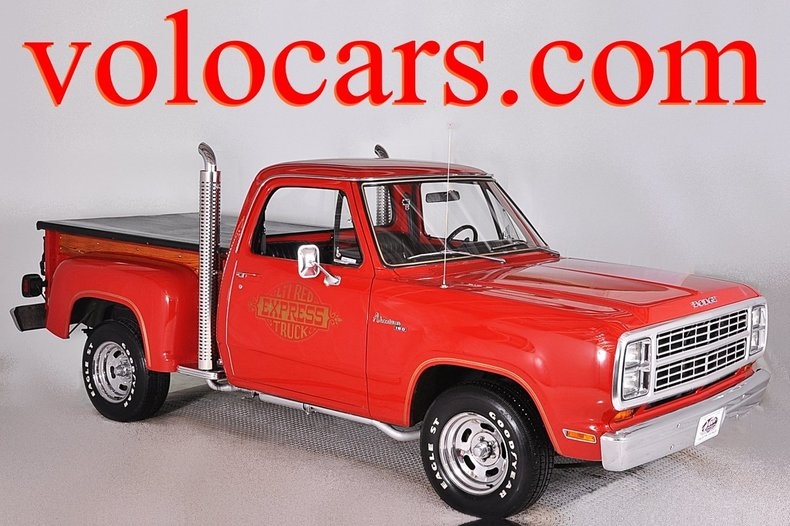 1979 Dodge Lil Red Express Image 1