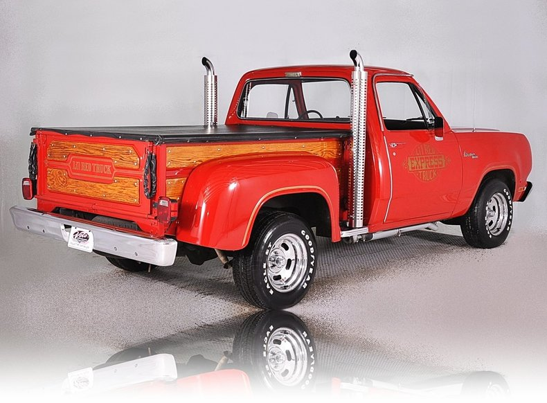 1979 Dodge Lil Red Express Image 3