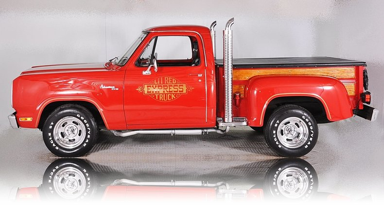 1979 Dodge Lil Red Express Image 8